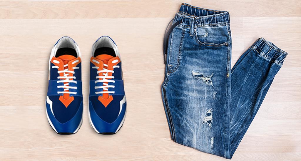 Jeans: come abbinarli alle scarpe con rialzo Blog Guido Maggi