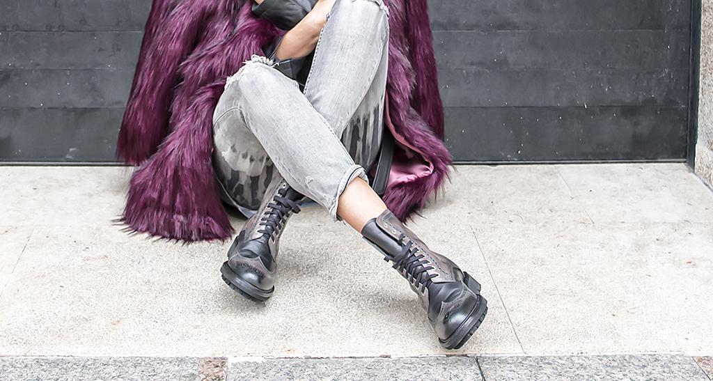 Kate | Stivali con rialzo donna Guidomaggi