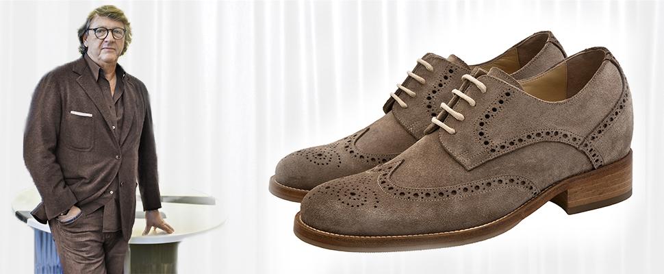 scarpe con rialzo alberto guardiani