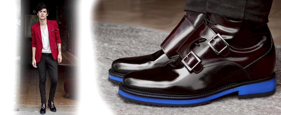 Consigli di stile  blazer e scarpe rialzate per essere più alti in ... 237672a0bbe