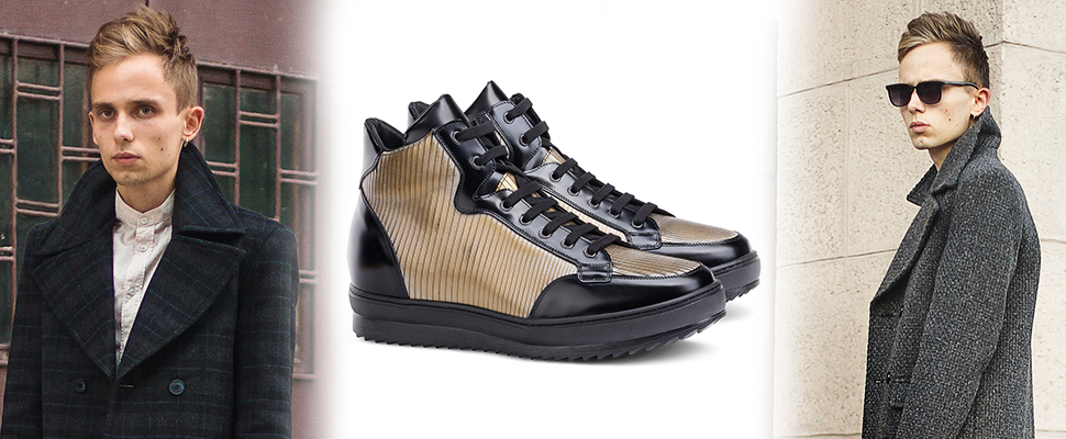 calzature rialzate