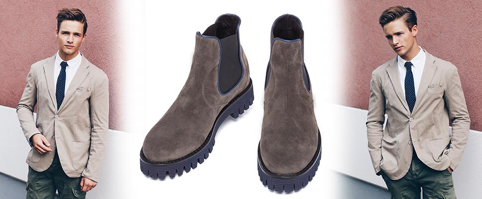 scarpe rialzate personalizzate