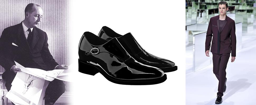 christian dior scarpe rialzate