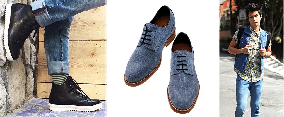 Consigli di stile: le scarpe rialzate da uomo per un look in