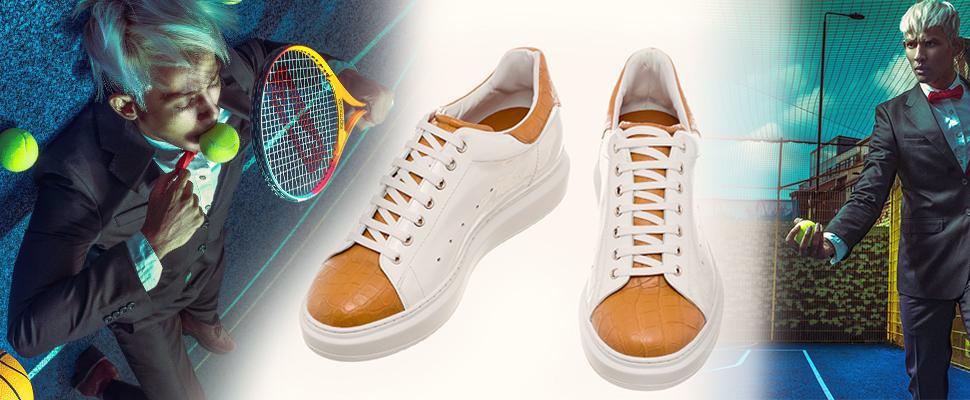 scarpe sportive rialzanti