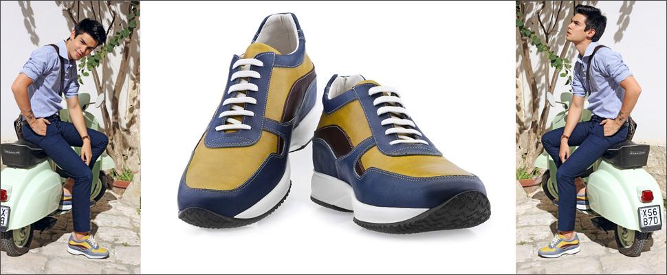 ultimo design nuova alta qualità grande sconto per Sneakers rialzate, le scarpe da ginnastica che fanno bene ...
