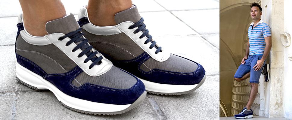 sneaker rialzate guidomaggi