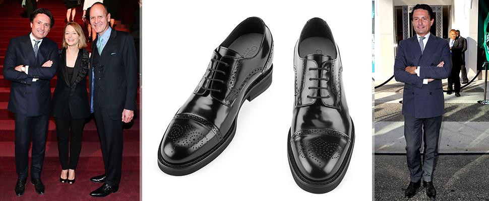scarpe con rialzo hermes