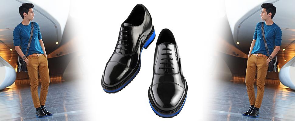 Consigli di stile  le scarpe rialzate da indossare con i pantaloni ... a0e33dbe93b