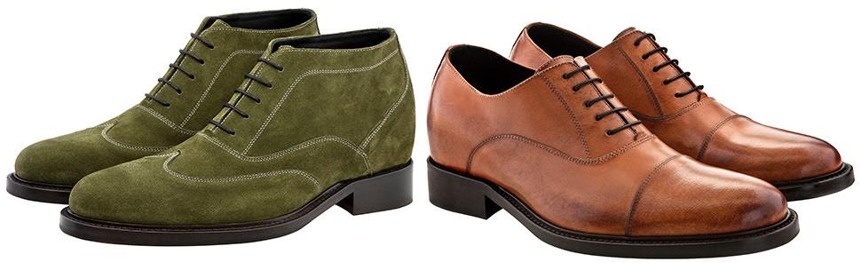 scarpe rialzate autunno