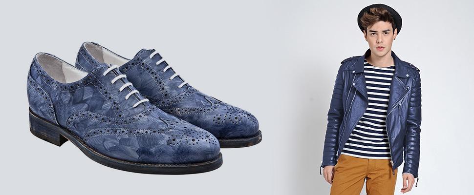 scarpe rialzanti di lusso