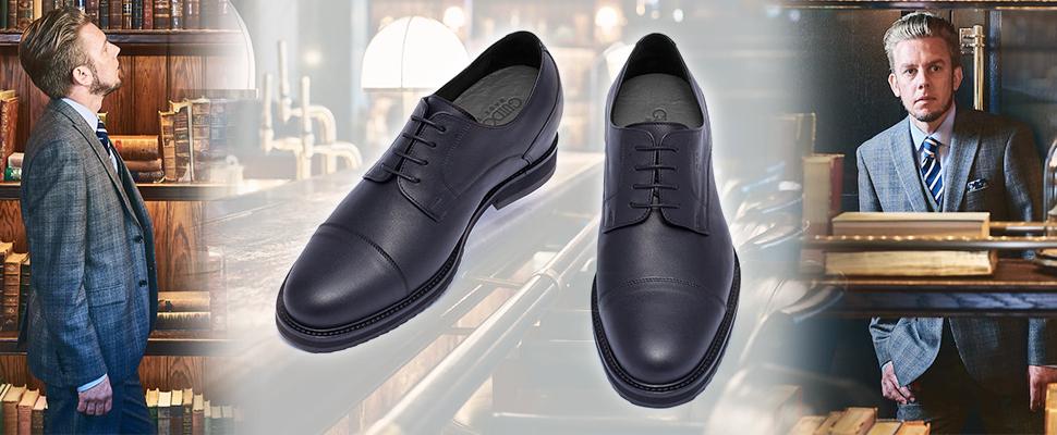 scarpa perfetta con rialzo