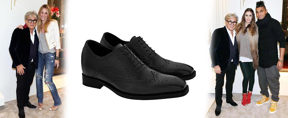 scarpe rialzate giuseppe zanotti