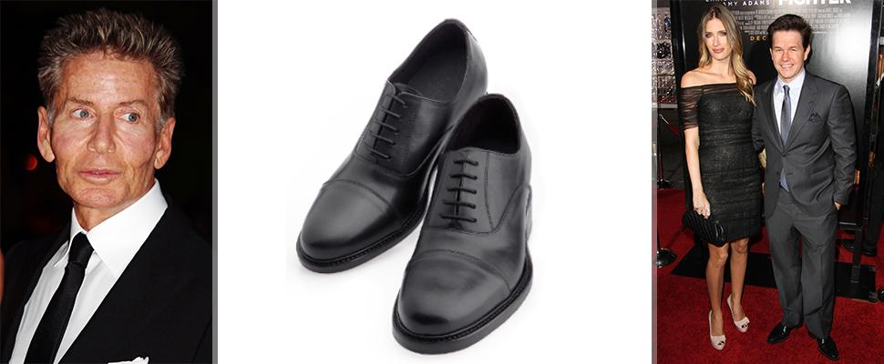 calvin klein e scarpe con rialzo