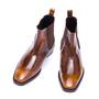 scarpe da cerimonia rialzate