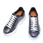 scarpe artigianali con rialzo