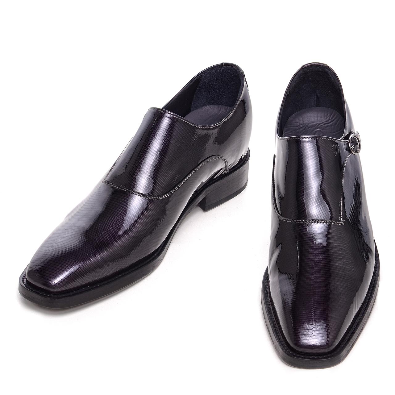 Scarpe Da Cerimonia Uomo Con Rialzo Roma   Scarpe rialzate fellini nuova  collezione guidomaggi 2f33865e45b