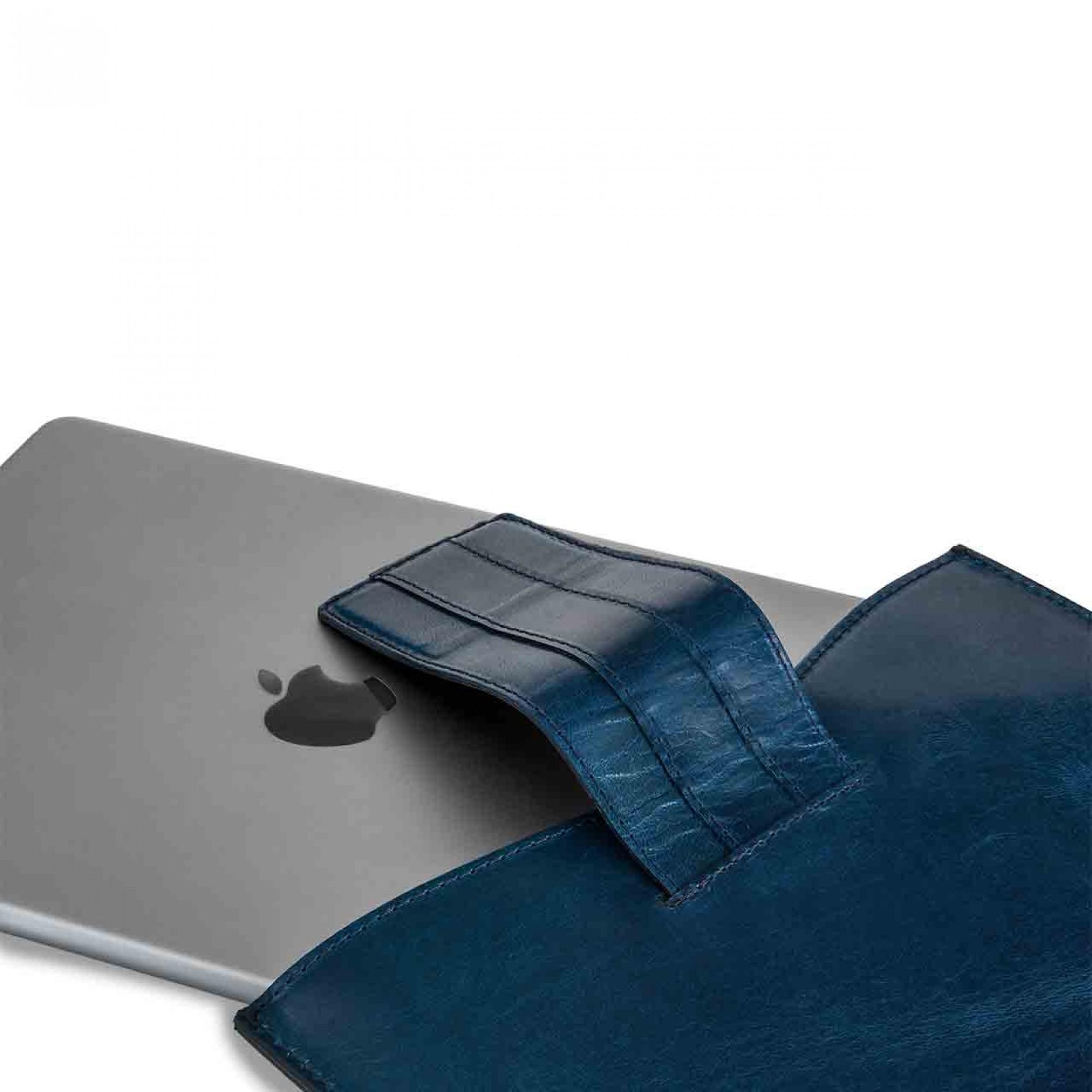 Porta ipad shell cordovan Guidomaggi