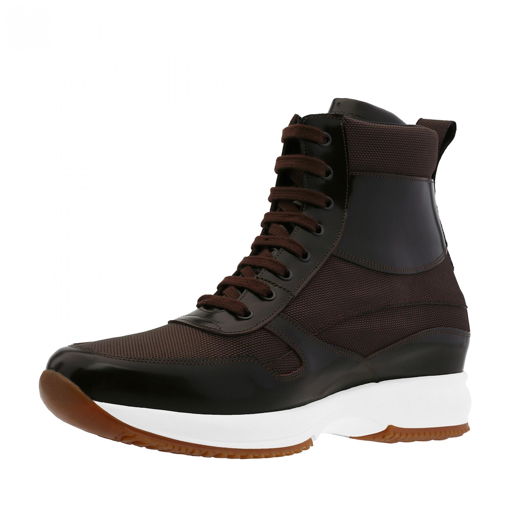 scarpe con rialzo interno