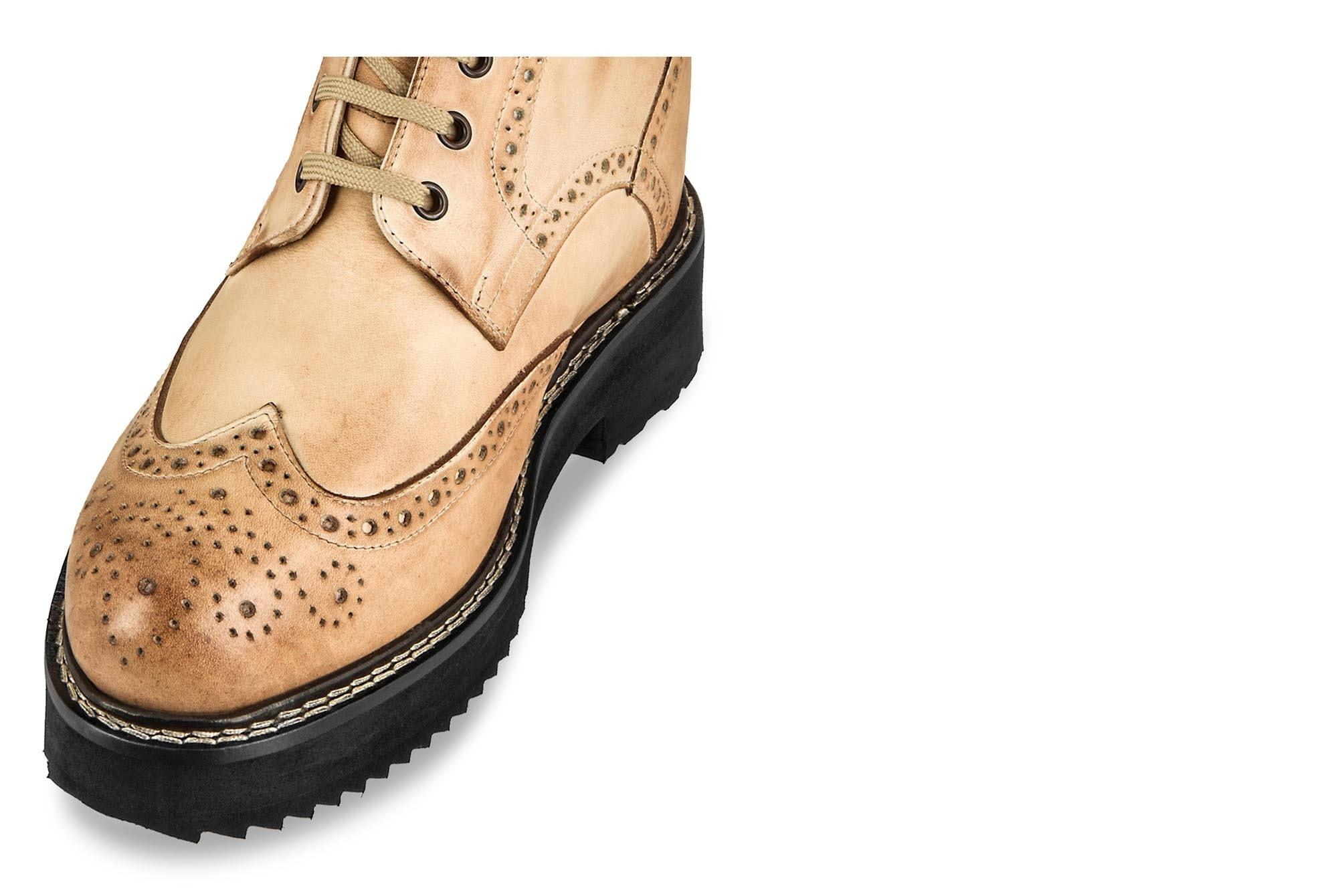 Stivali con rialzo