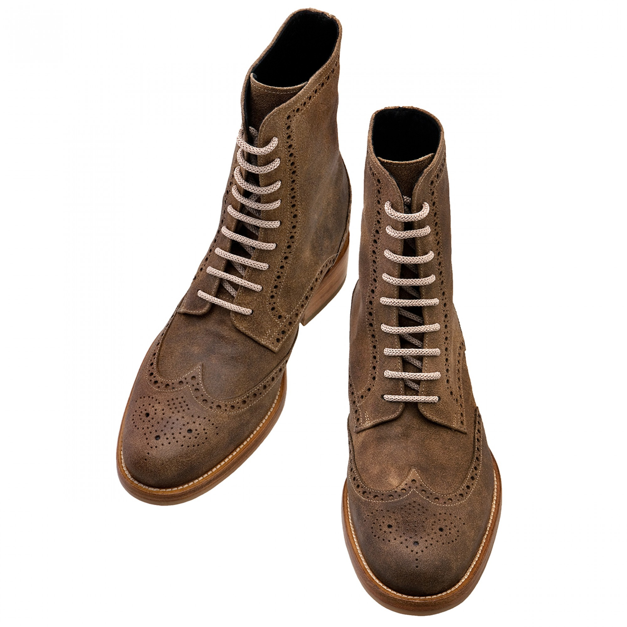 scarpe rialzo interno
