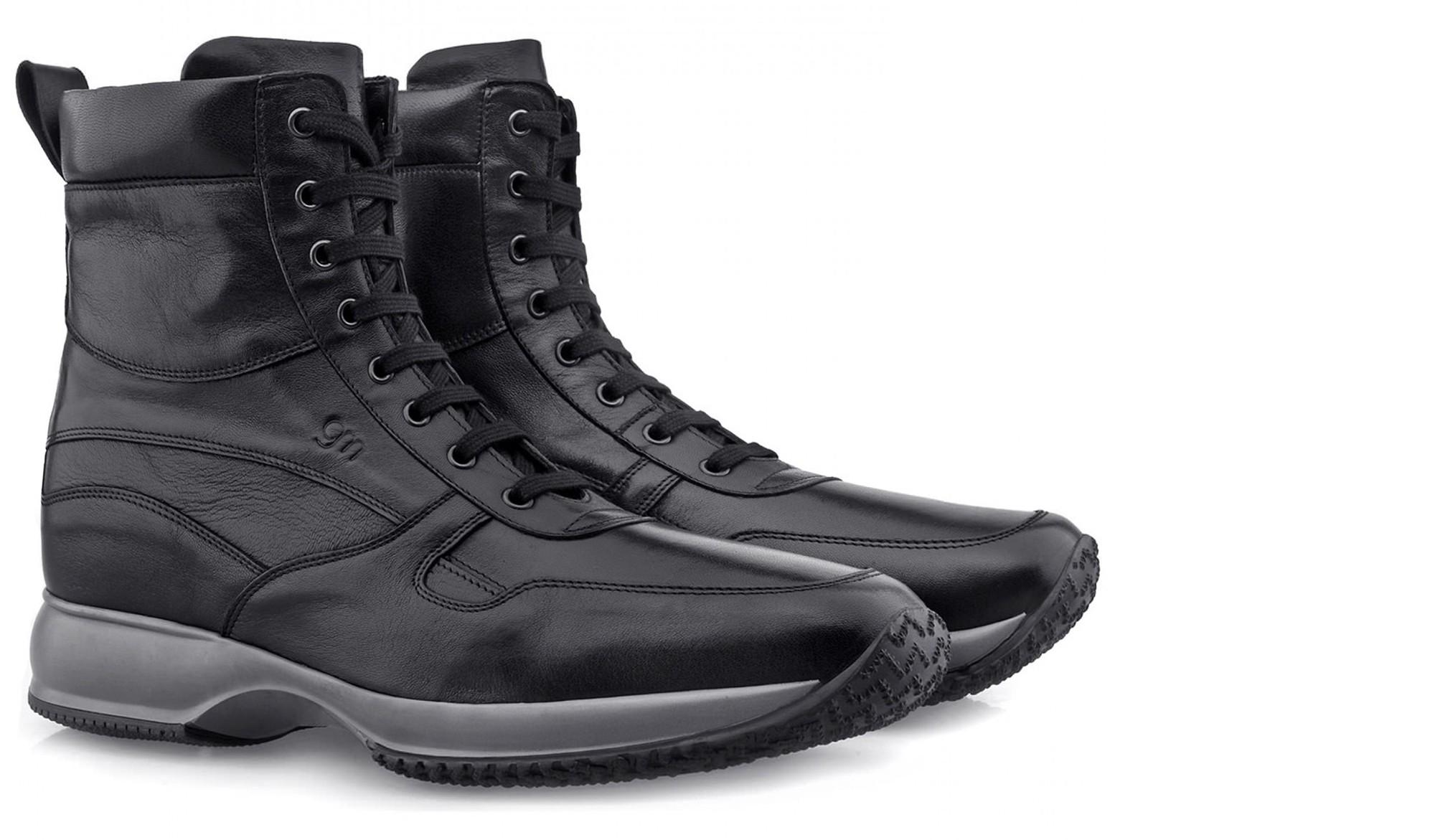 sneaker con rialzo