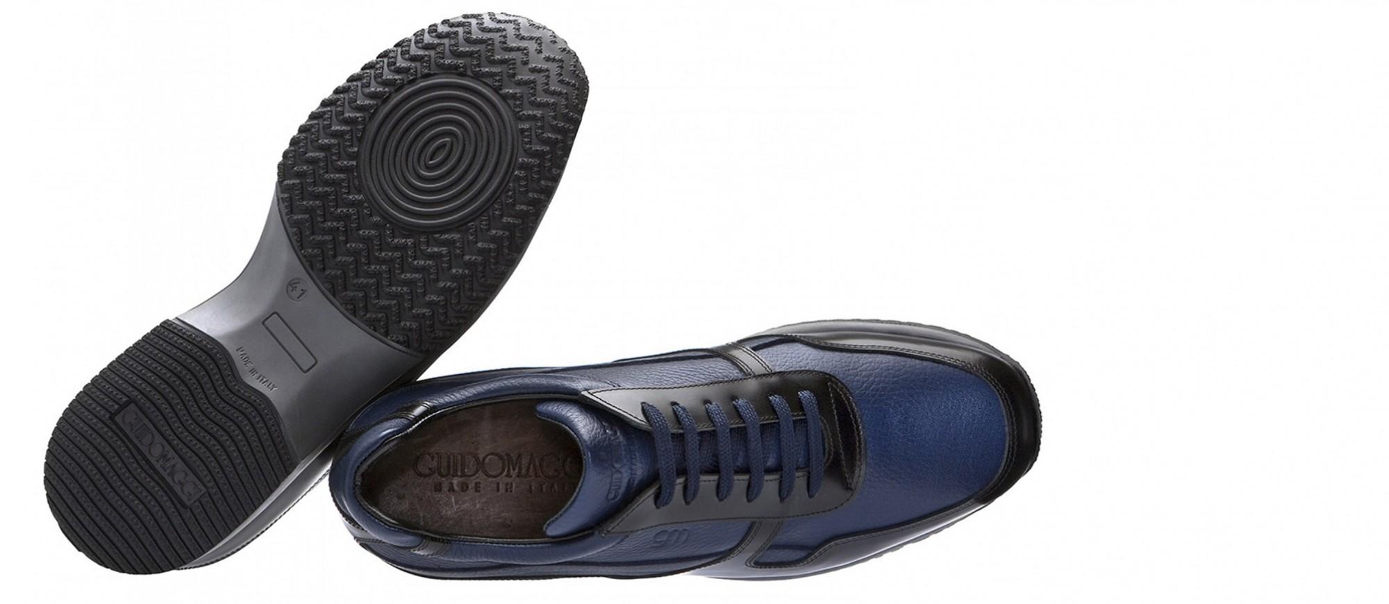 scarpe da tennis con rialzo