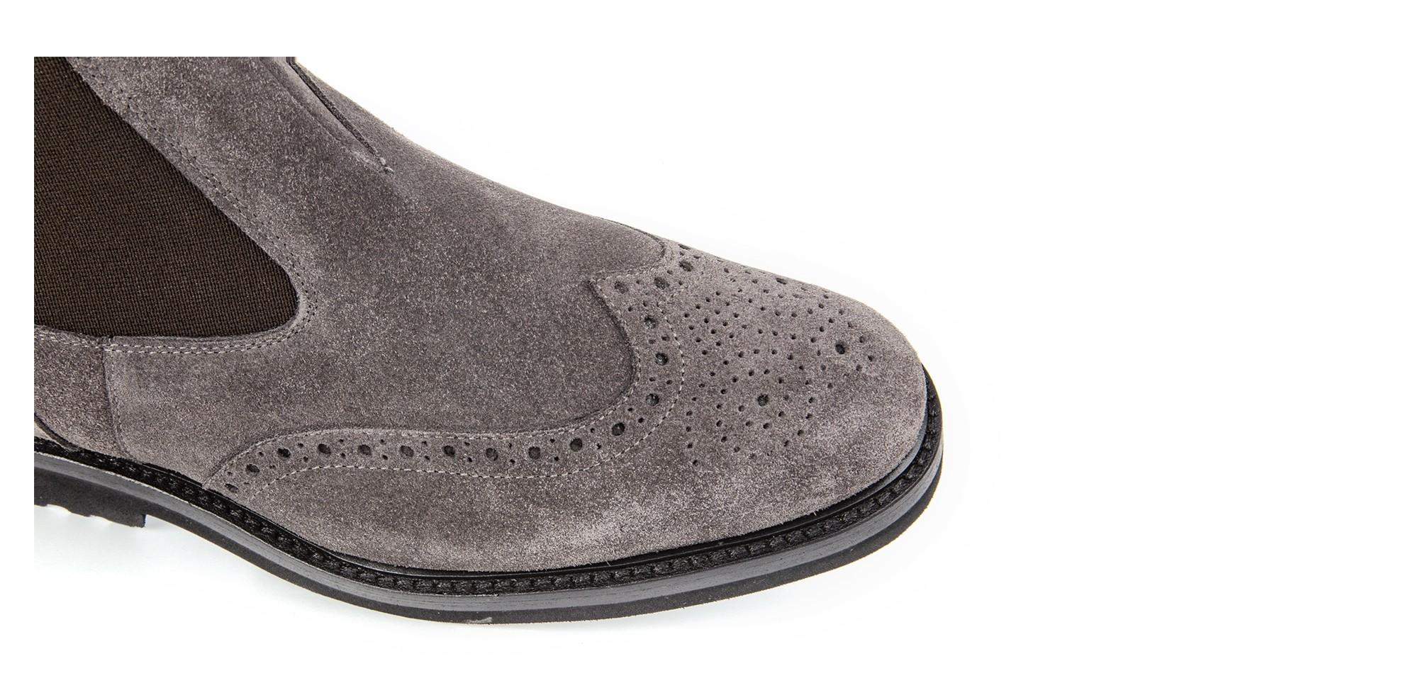 Davie scarpe con rialzo