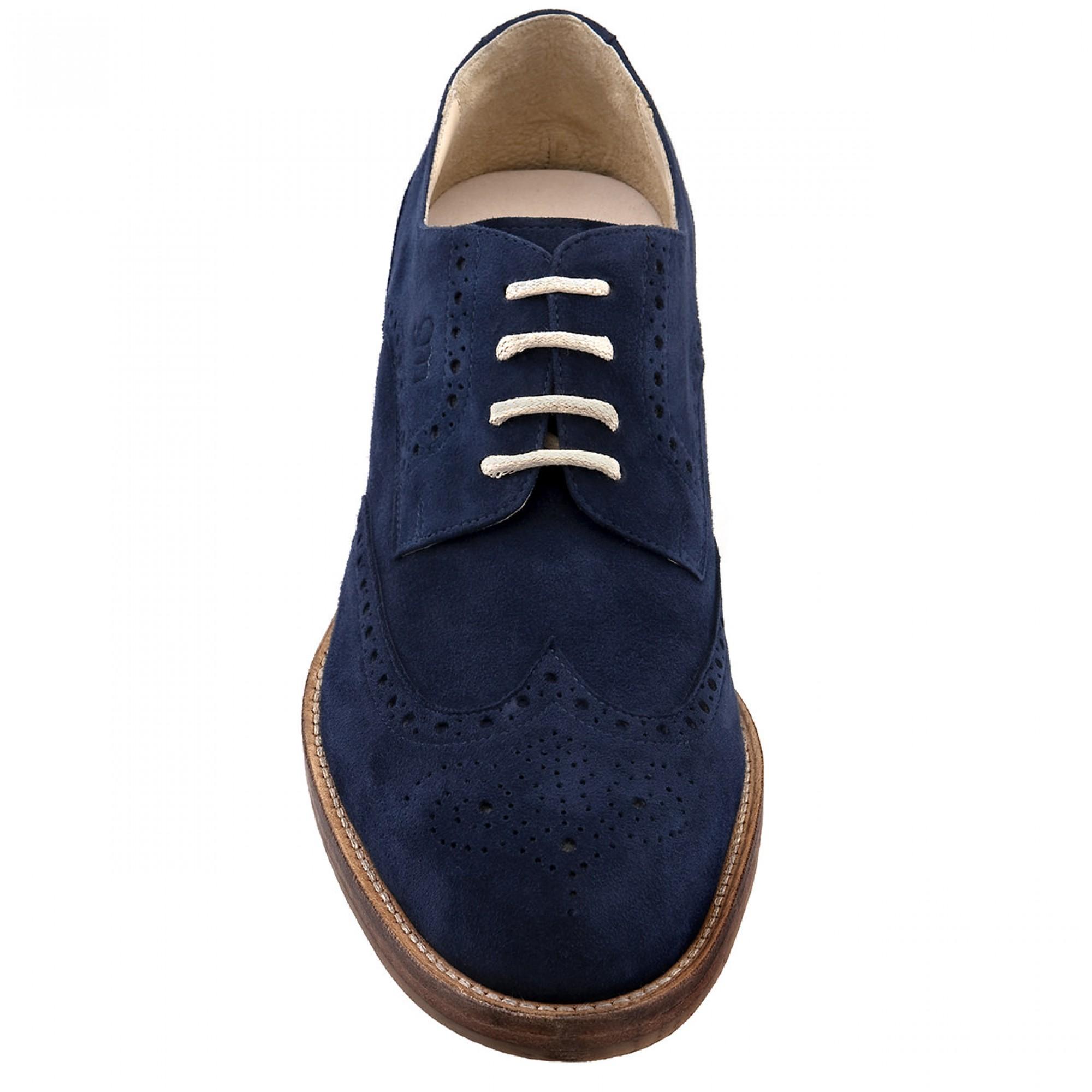 scarpe uomo con tacco