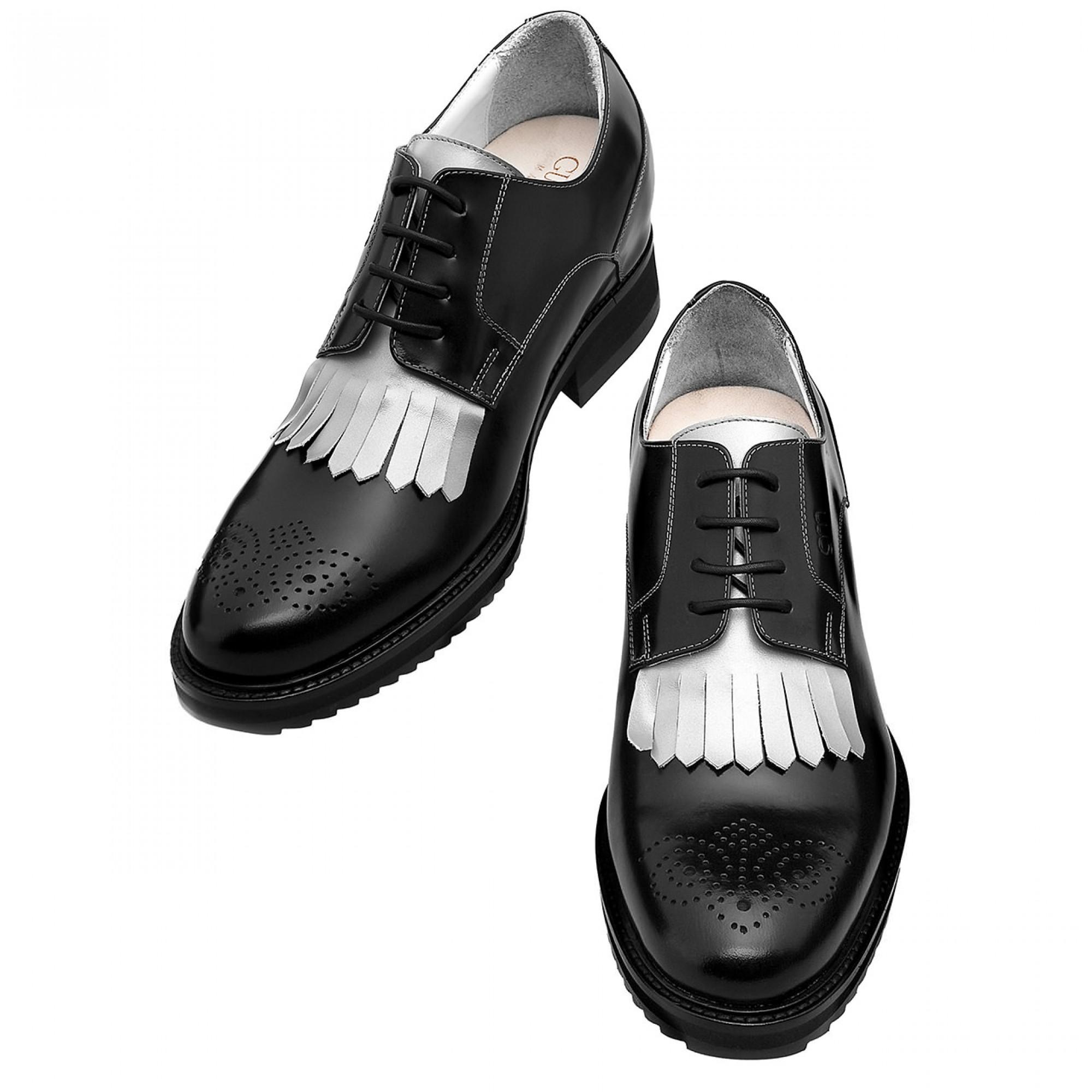 scarpe rialzo uomo