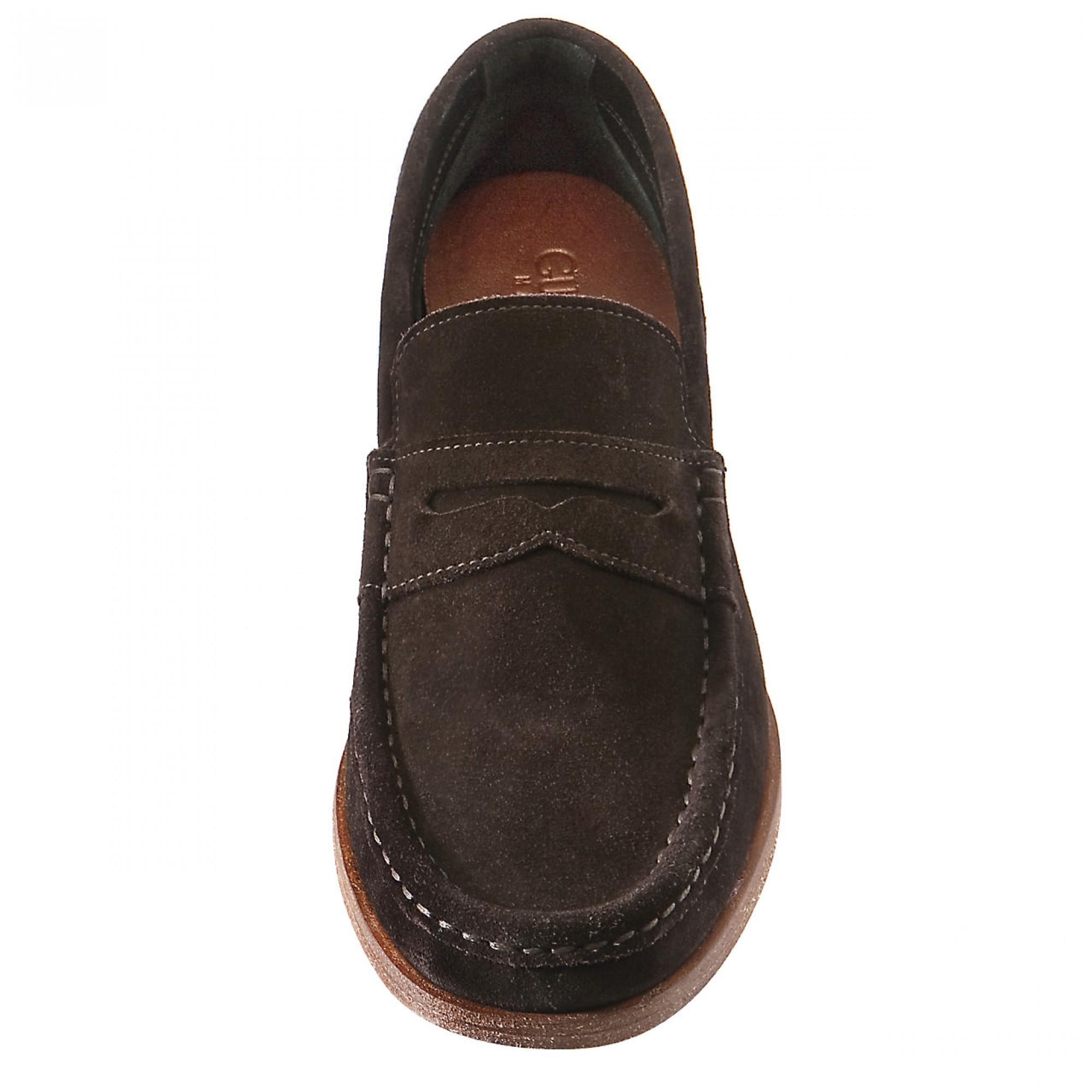 loafers con rialzo