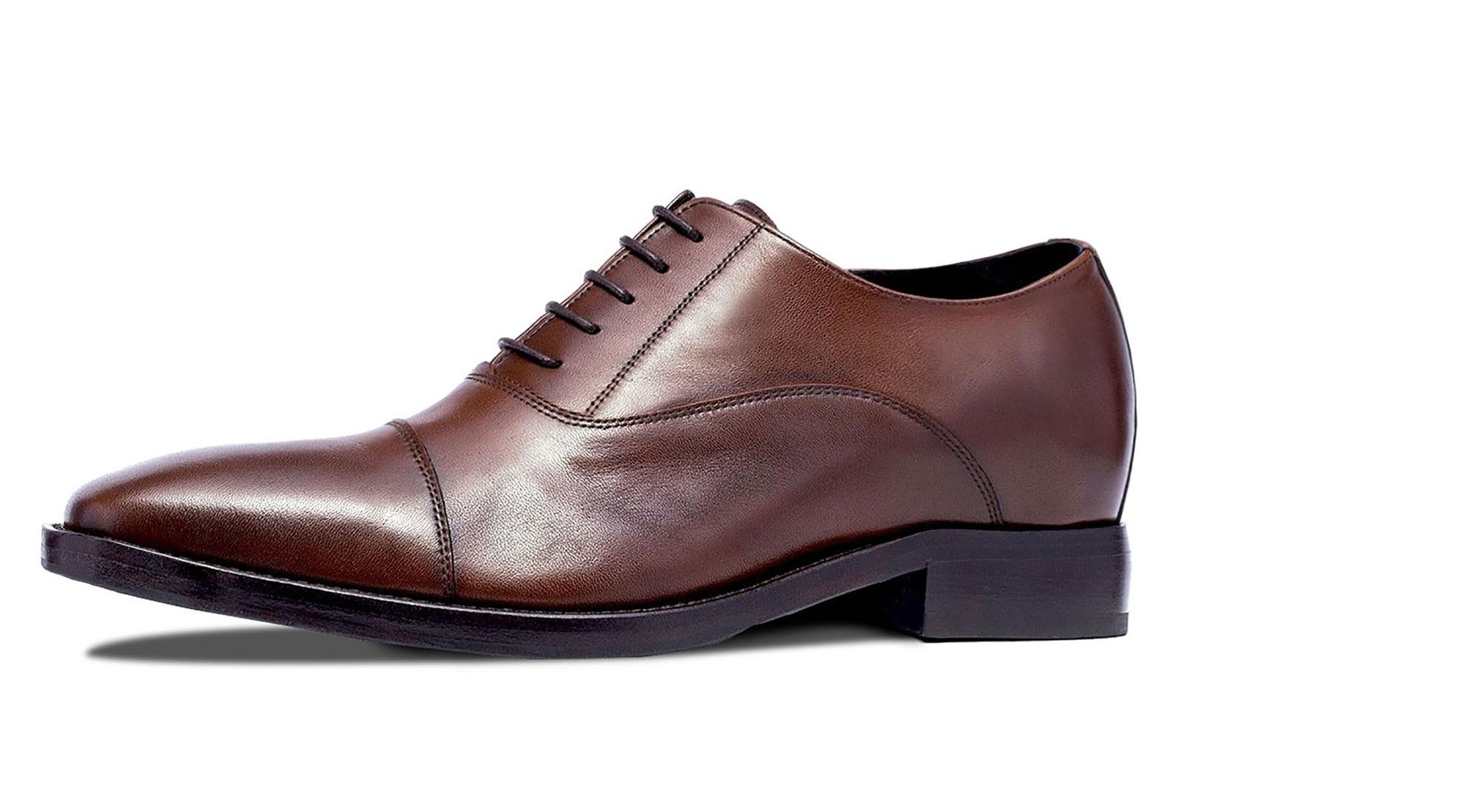 scarpe con rialzo classiche