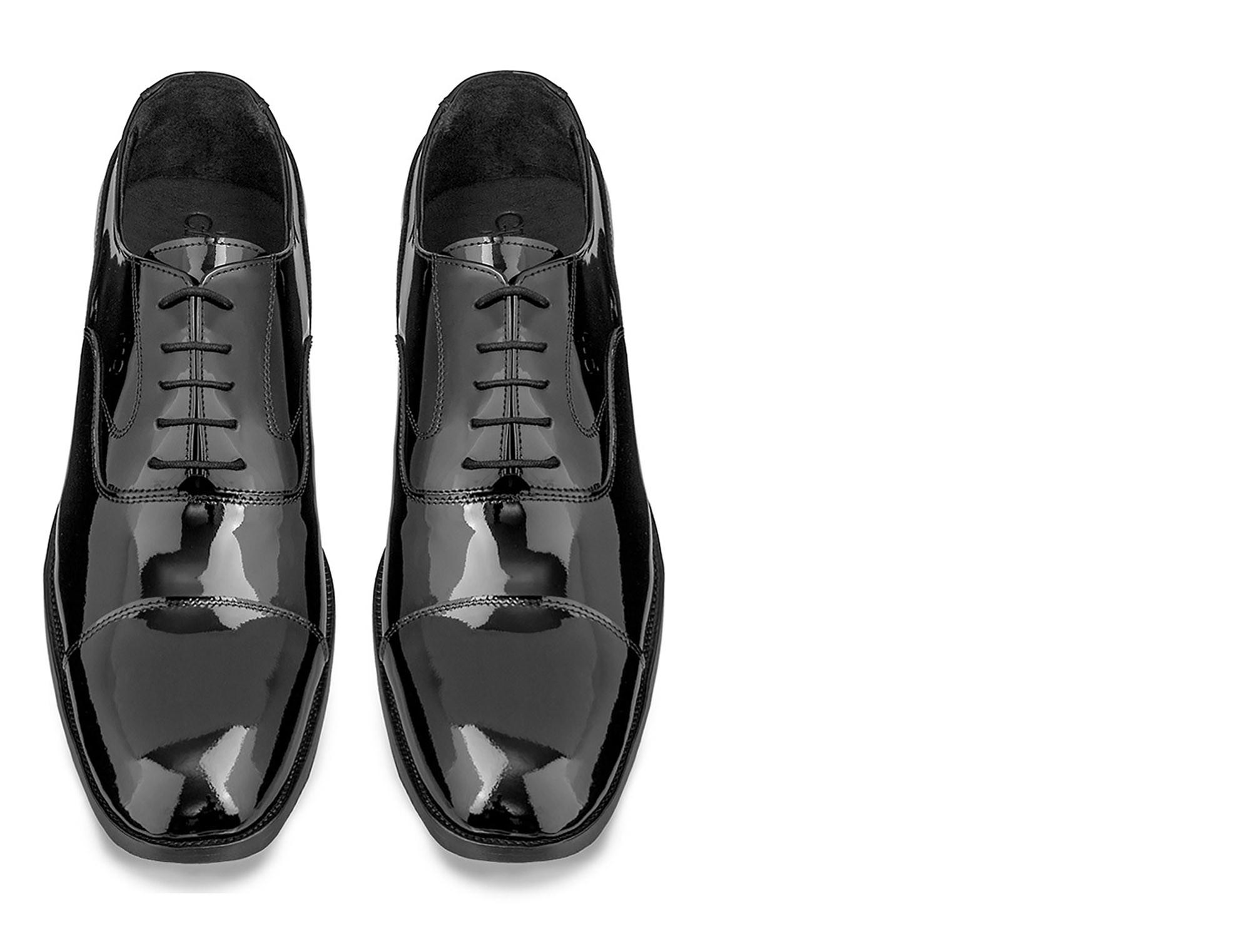 scarpe sposo con rialzo