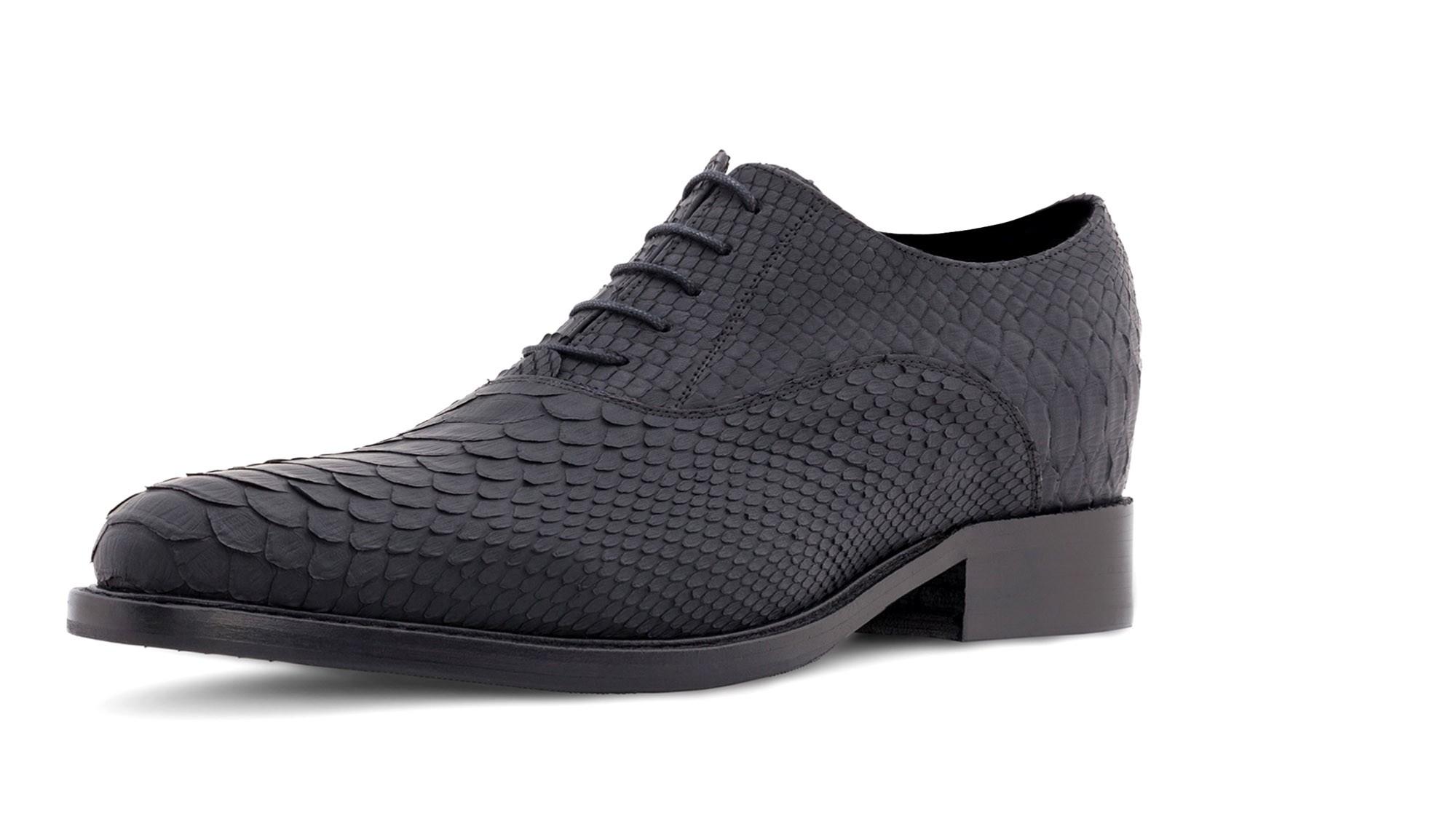 scarpe con rialzo di lusso