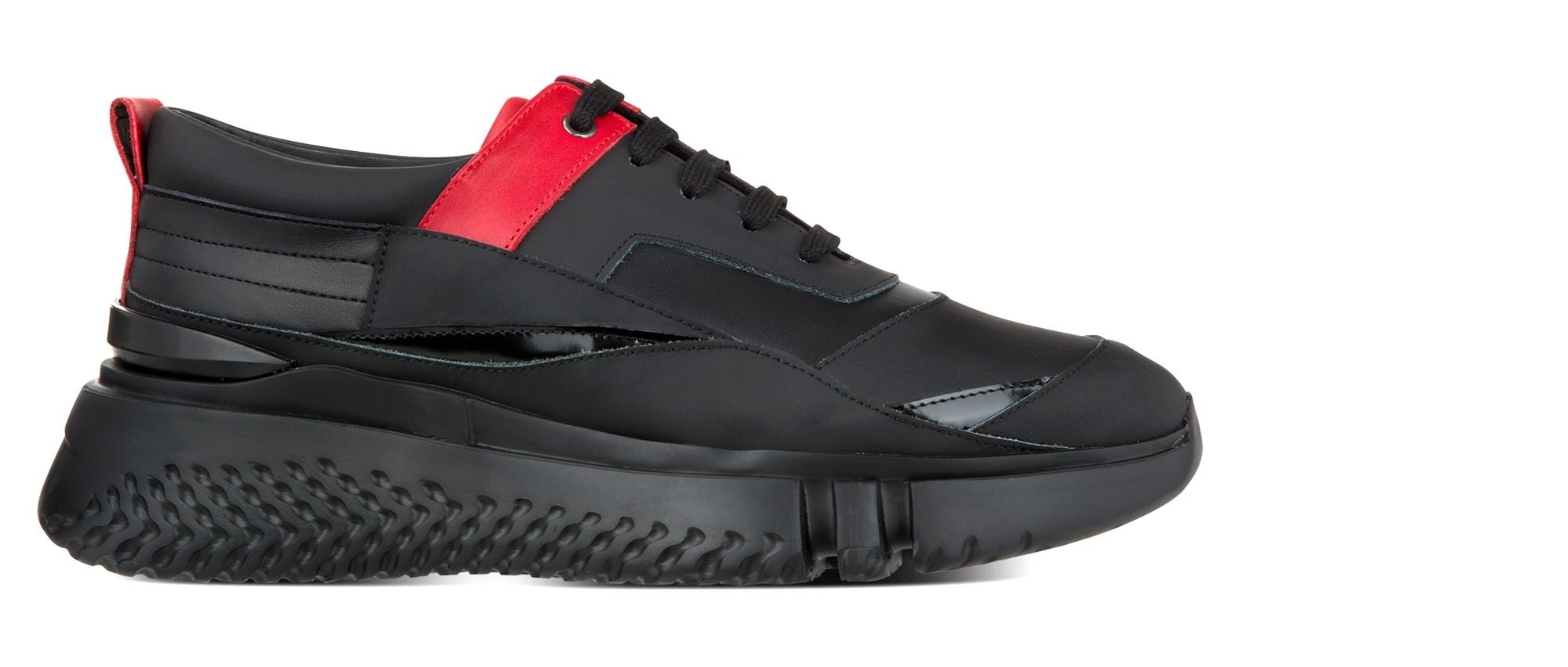 Sneakers con rialzo coke