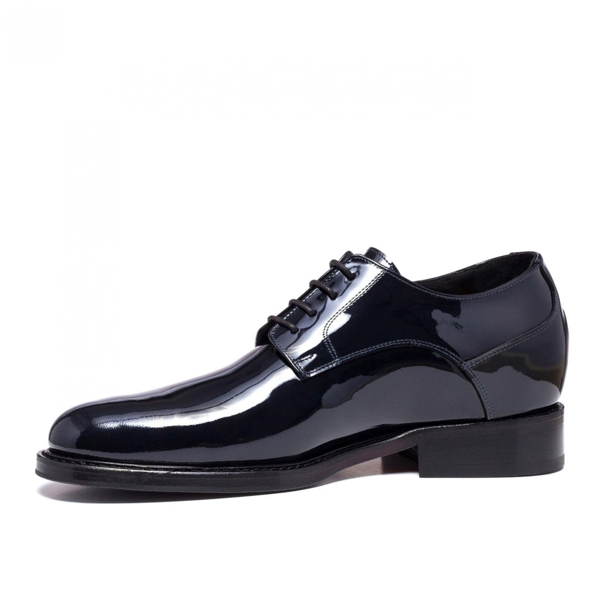 via della spiga scarpe con rialzo