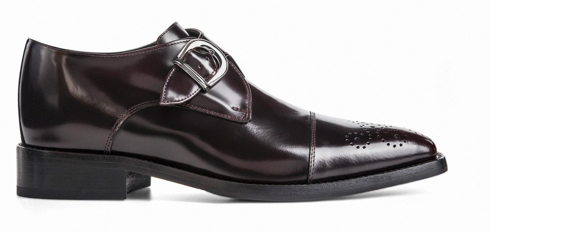 Burnaby scarpe con rialzo