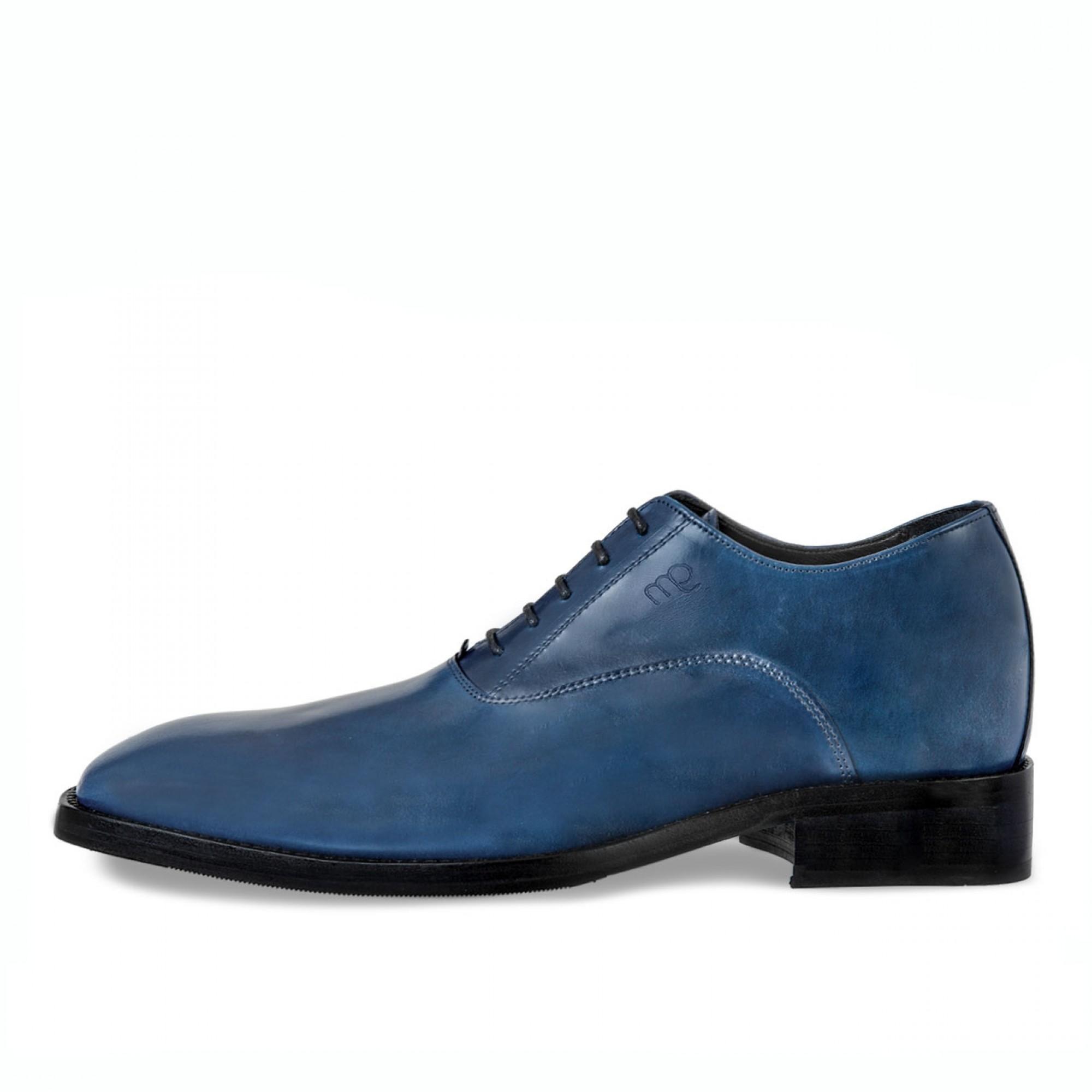 scarpe con rialzo shell cordovan