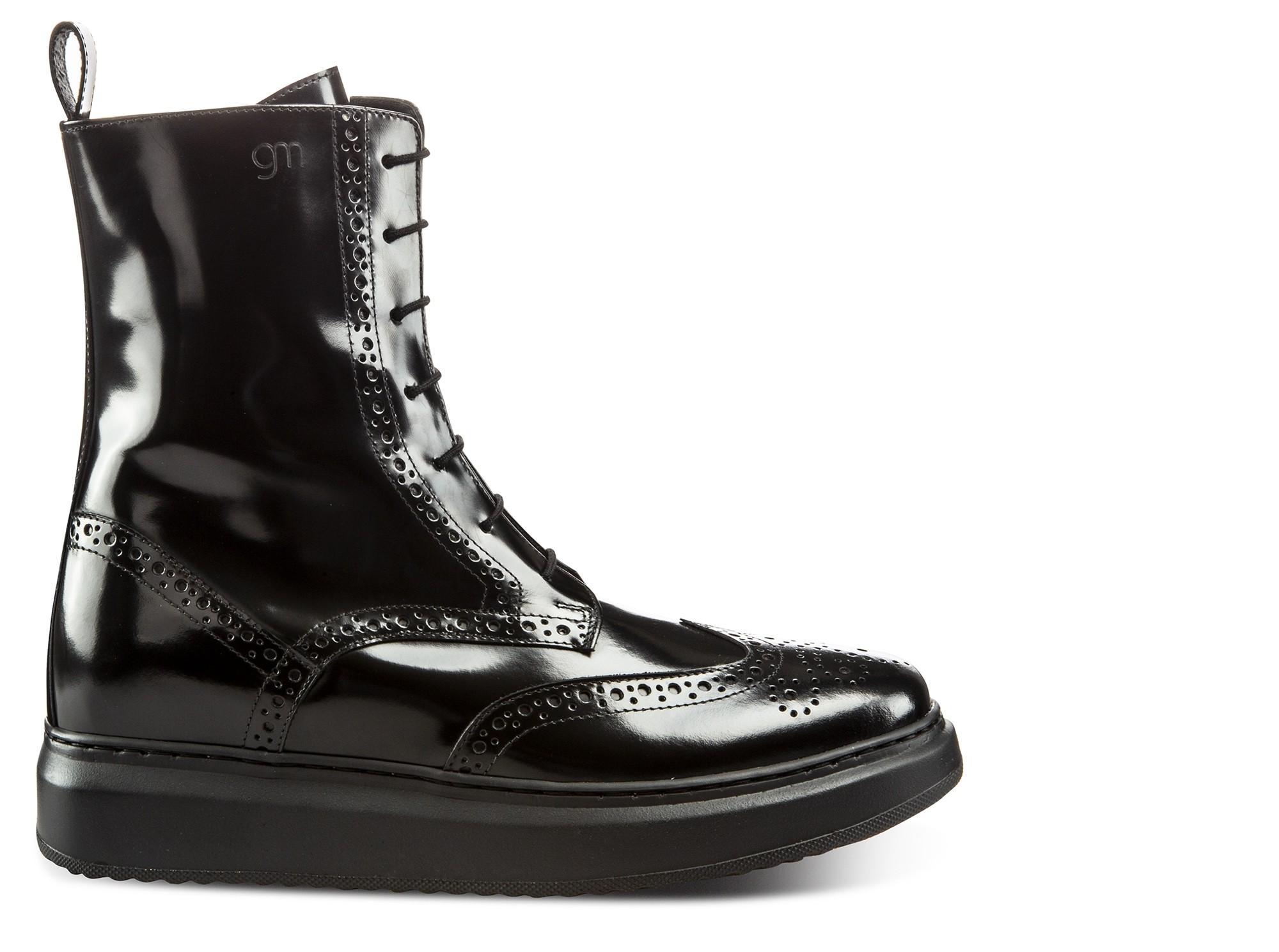 Edison scarpe con rialzo