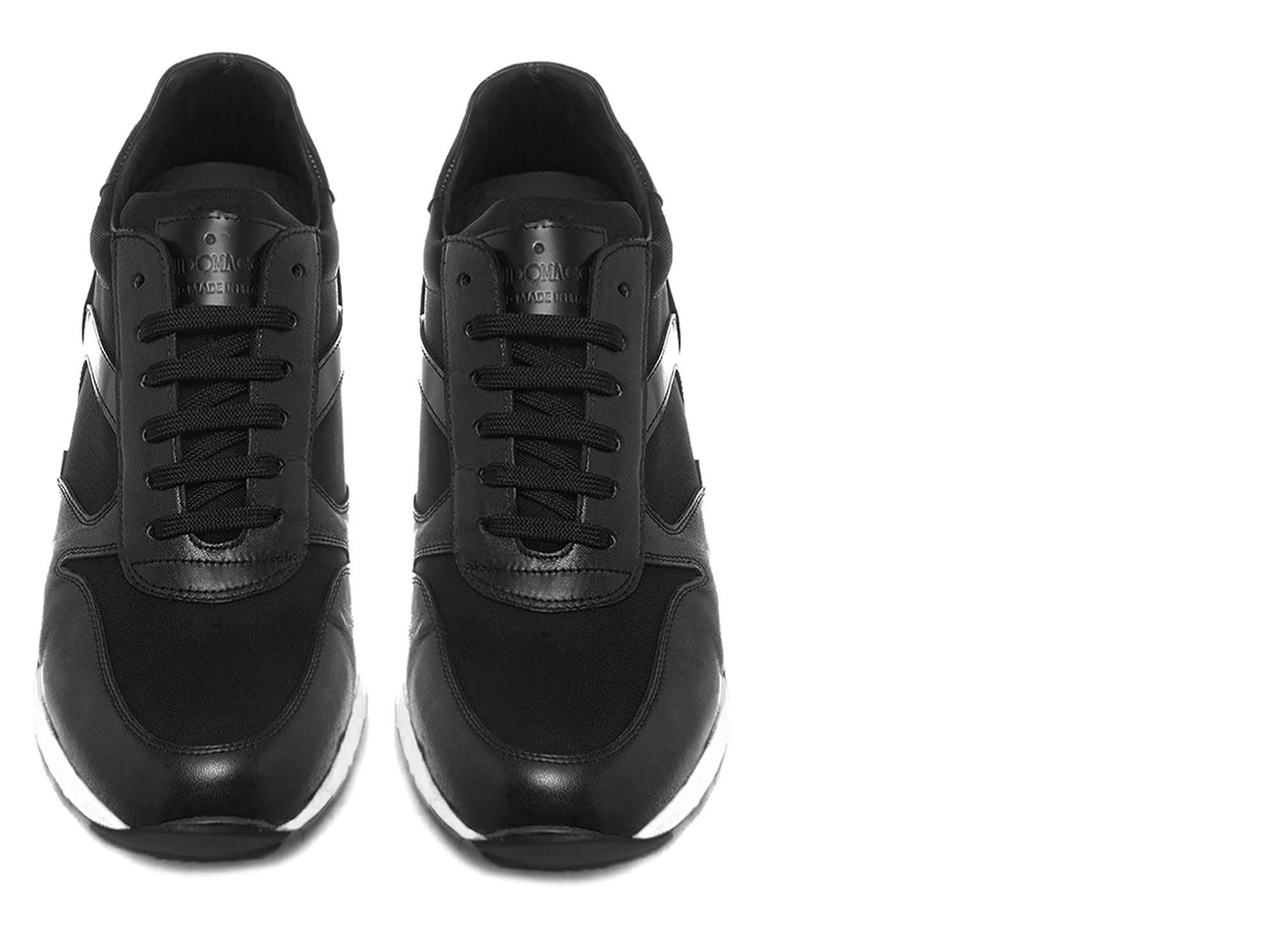 sneakers con rialzo interno uomo