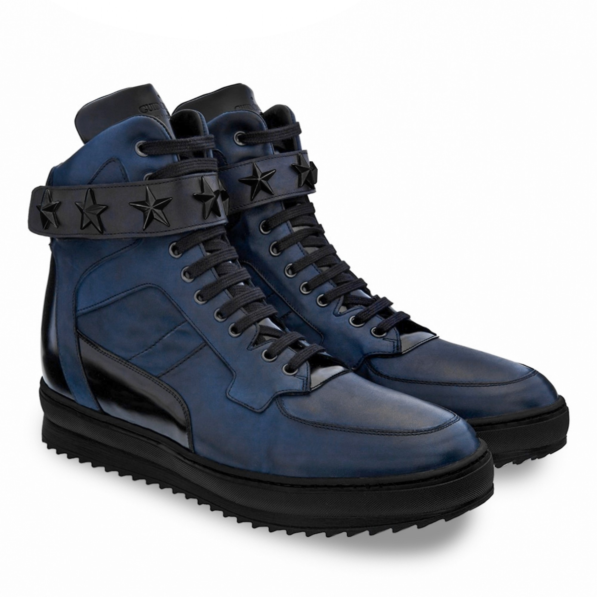 sneakers con rialzo harlem