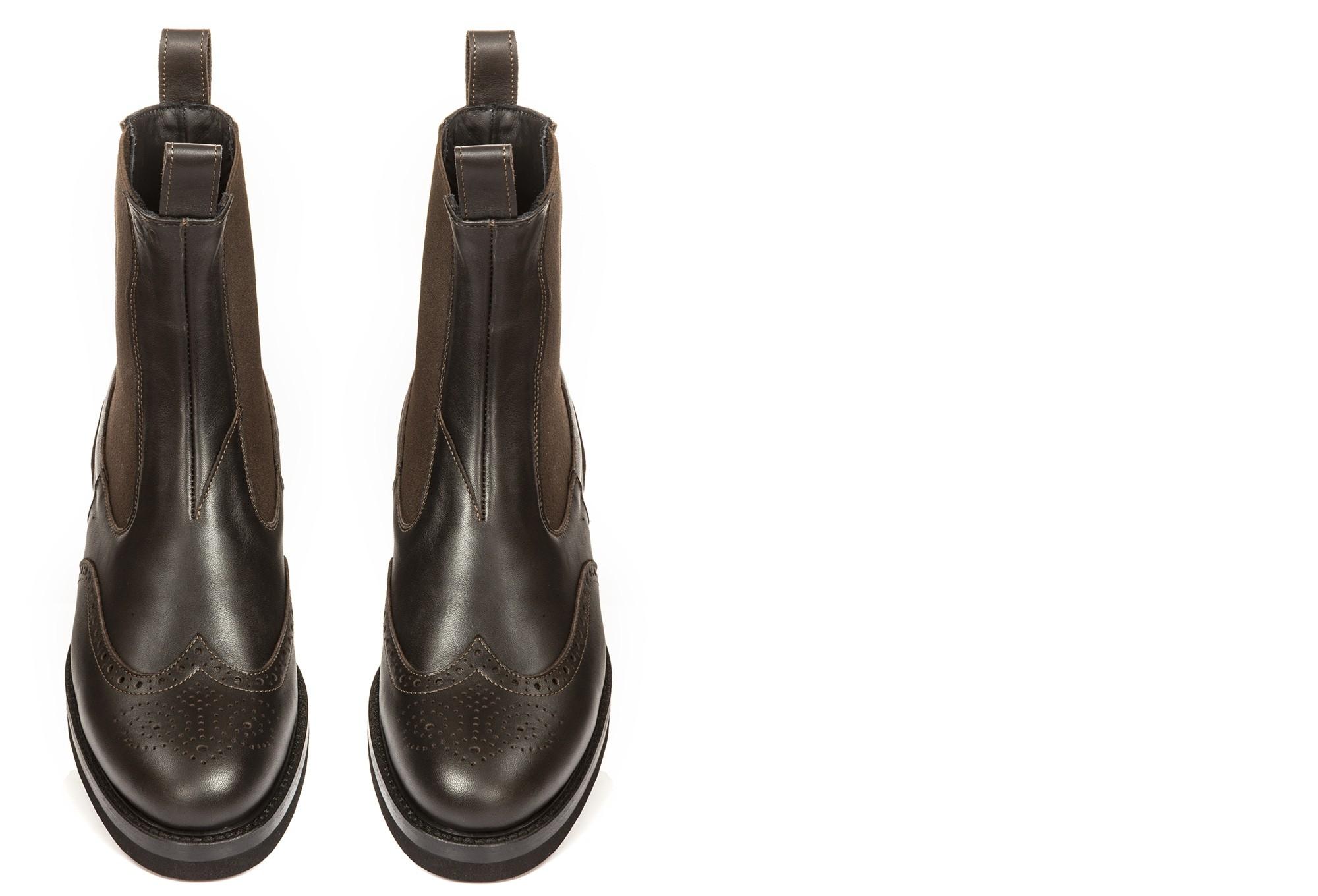 scarpe tacco interno