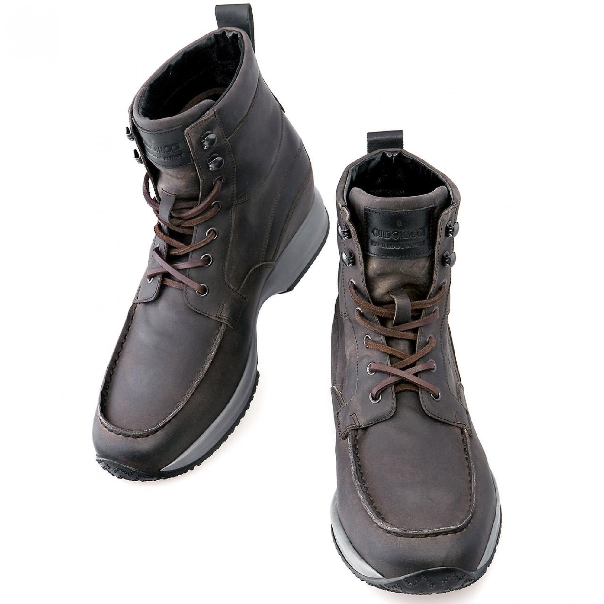 scarpe da donna con rialzo