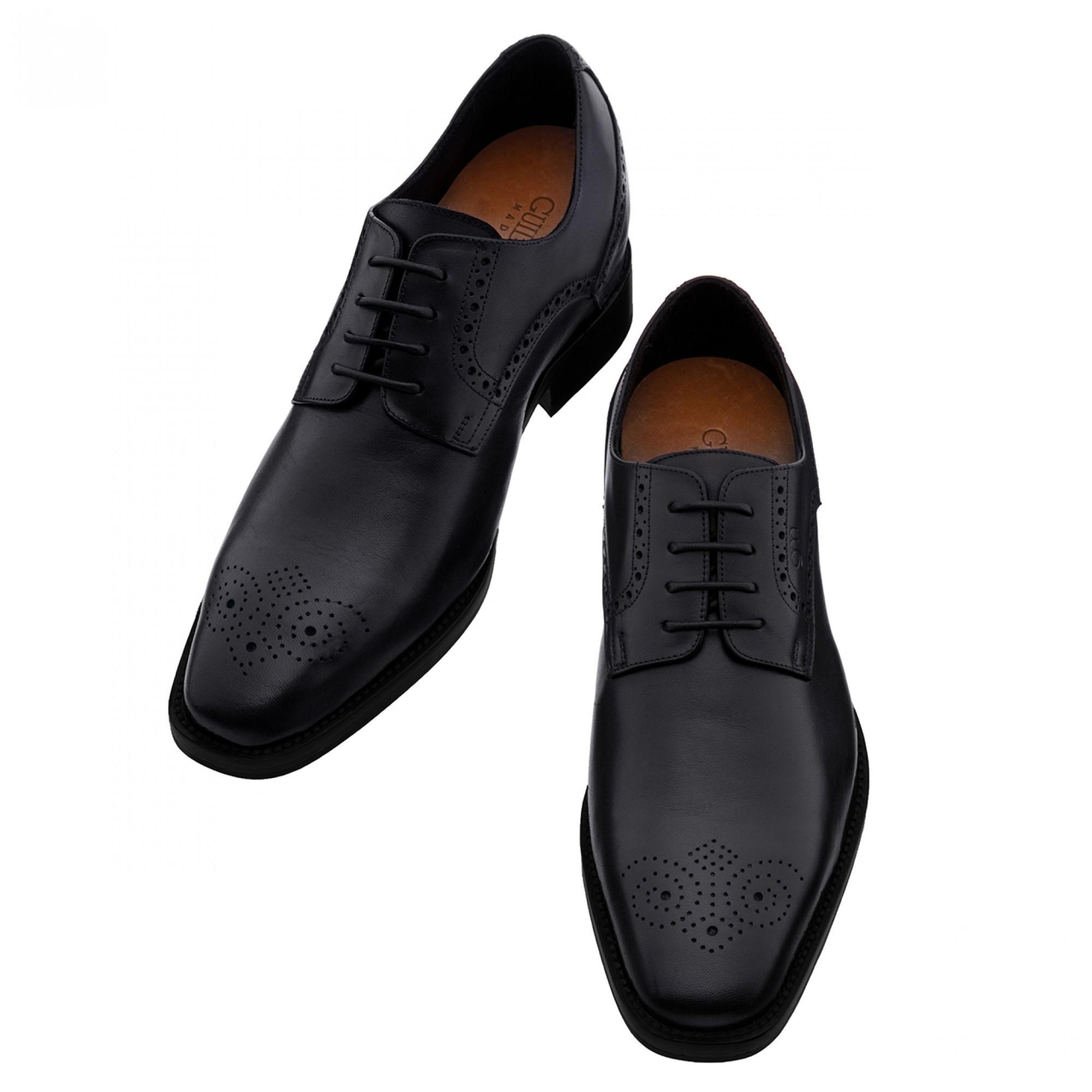 scarpe da uomo con tacco
