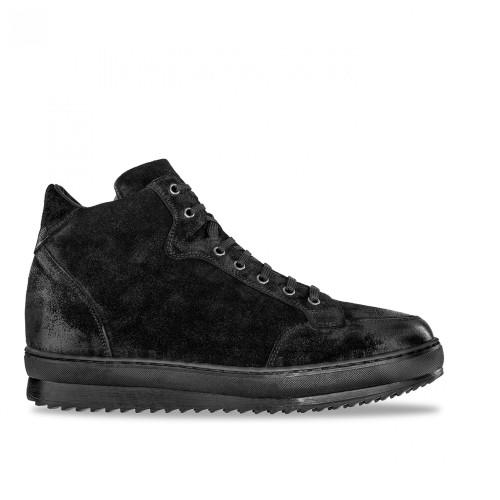 Sneakers con rialzo uomo