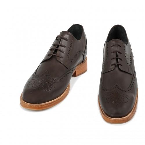 scarpe classiche con rialzo